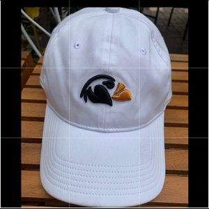 IMPERIAL   BLACK & GOLD   BIRD LOGO   MEN   HAT